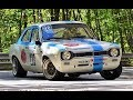 Ford Escort Mk1 RS2000 On the Limit // Classic RWD Rally Car - Cividale 2017