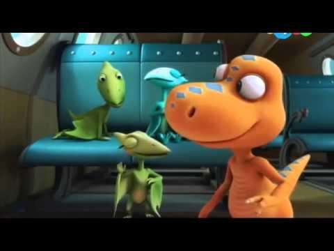 Поезд динозавров - песня про подводную лодку