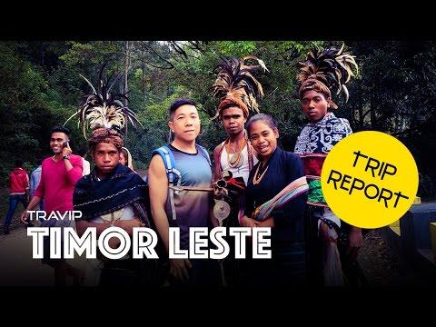 A glimpse of Timor Leste