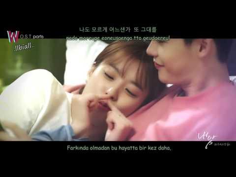 (W OST Part 6) Jeon Woo Sung - My Heart Türkçe Altyazılı (Han/Rom)