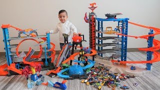 My Giant Hot Wheels City CKN Toys