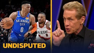 Westbrook's playoff legacy will be 'severely damaged' if OKC loses - Skip Bayless | NBA | UNDISPUTED