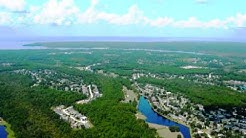 St Johns (Fruit Cove), Florida - Aerial View