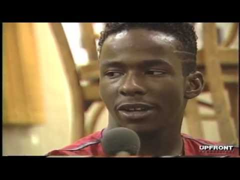EXCLUSIVE BOBBY BROWN AFTER BEING KICKED OUT OF NEW EDITION on Upfront by filmmaker Keith O'Derek