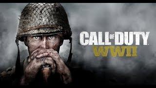 Call of Duty: WWII- Часть 1 Вперёд тока Вперёд.