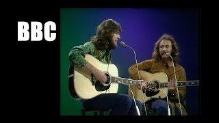 DAVID CROSBY & GRAHAM NASH - BBC  Concert (1970)