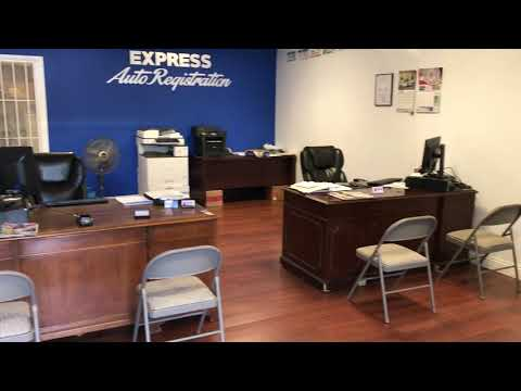 EXPRESS AUTO REGISTRATION CA Vehicle Car Tag Registration Renewal License Plate Tag How To