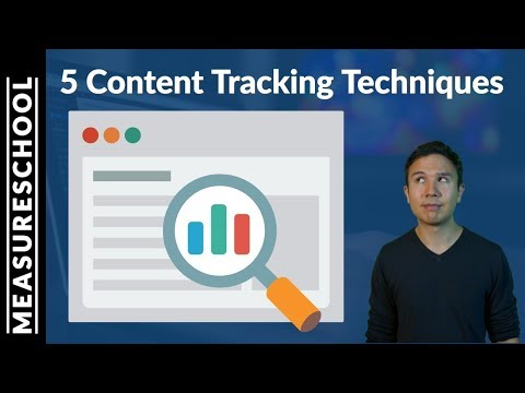 Google Analytics Content Tracking - 5 (advanced) ways to track your Content