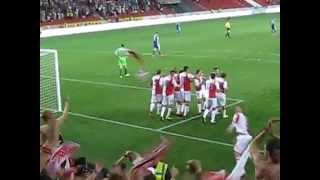 SK Slavia Praha -  FC Slovan Liberec  10.08. 2014  gol na 4-1 Milan Škoda