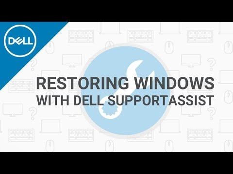 Factory Image Restore Windows 10 Dell (Official Dell Tech Support)