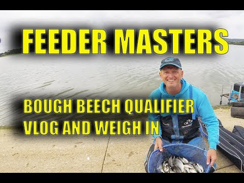 FEEDER MASTERS - Bough Beech Vlog And Weigh In!