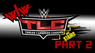 Wrestle! Wrestle! Tables, Ladders, Chairs (and Stairs?!) 2014 - Part 2