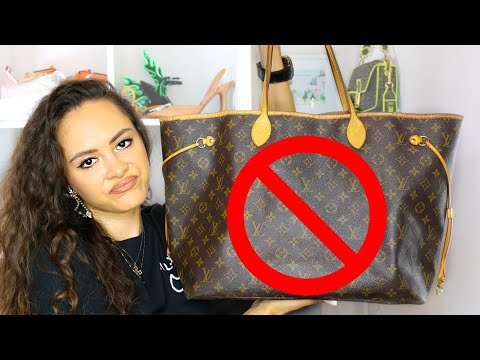 5 REASONS WHY YOU SHOULDN'T BUY THE LOUIS VUITTON NEVERFULL!