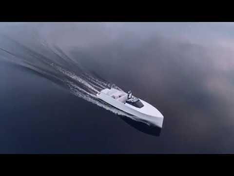 Electric Boat Q30   Q Yachts   Tesla on the Sea   Oceanvolt