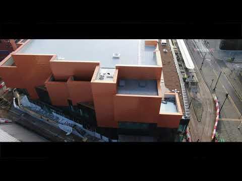 ROCHDALE: (2 Of 2) UPDATE Riverside Development Shopping Centre Progress (Aug 19)
