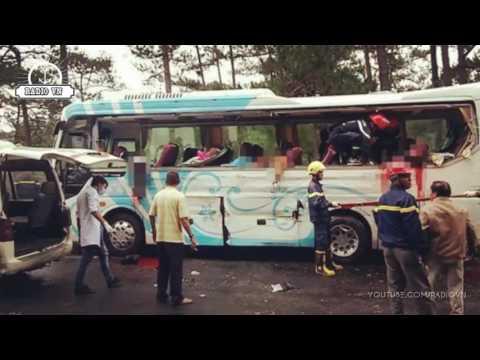 Tai nạn thảm khốc, 8 người ra đi trên đèo Prenn