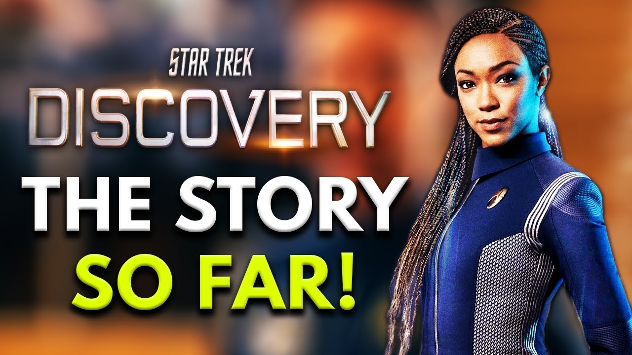 Download Star Trek Discovery - The STORY So Far!