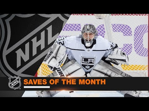 Top Saves of November