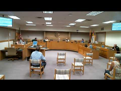 Work Sessions and Council Meeting (1st Half of July)