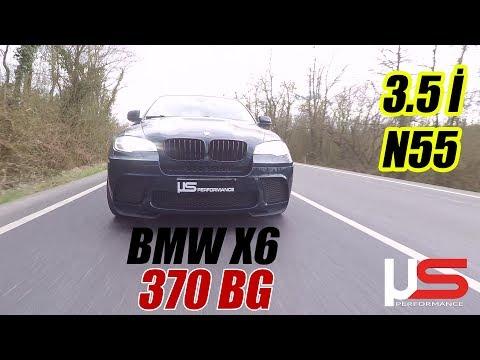 BMW X6 3.5i N55 370 Hp - US PERFORMANCE GARAJ SOHBETLERİ BÖLÜM 6