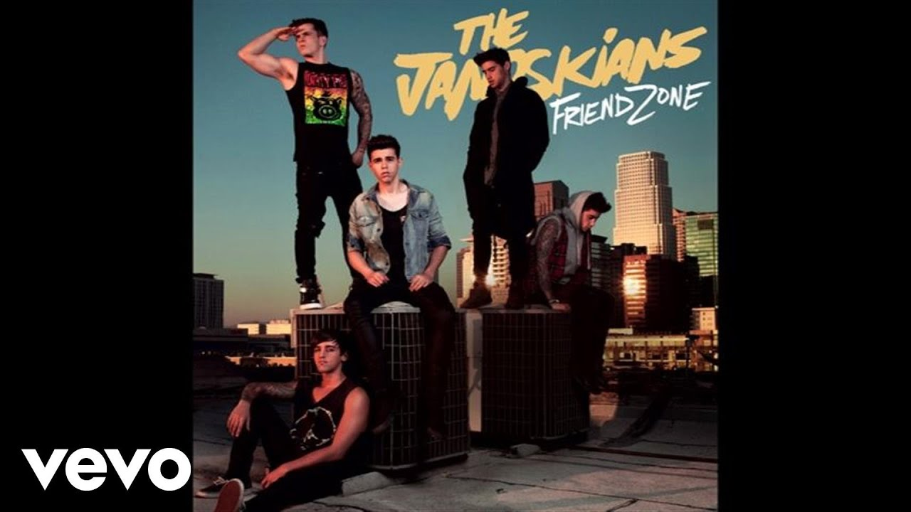 The Janoskians - Friend Zone (Audio)