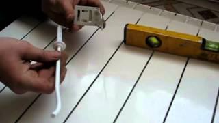 видео Кронштейн для радиаторов отопления