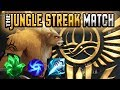 GOLDBERG VOLI   THE JUNGLE STREAK MATCH