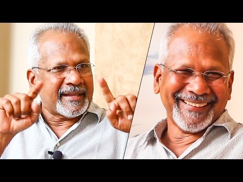 Is Mani Ratnam Doing A Gangster Film? - Kaatru Veliyidai Exclusive Interview | MY 55