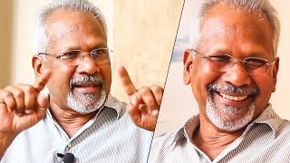 Is Mani Ratnam doing a Gangster Film? | Exclusive Interview | MY 55