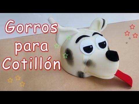 Gorro Sombrero Para Cotillon - Manualidades Para Todos