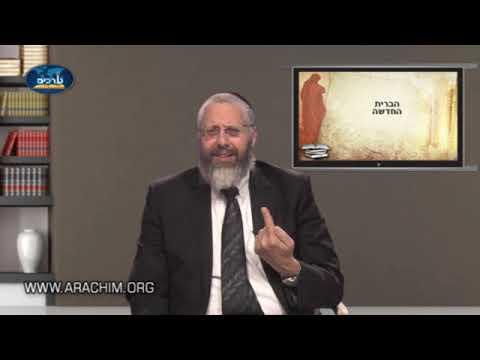 הרב יעקב אליצור הרצאה ברמה גבוהה על נבואות שהתגשמו חלק א סדרה מס 2 חובה לצפות
