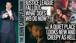 Justice League Fallout. What Does WB Do Now? - The John Campea Show