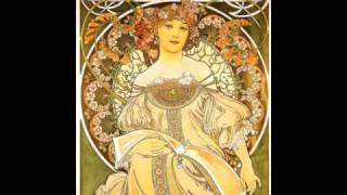 - If I Had A Talking Picture of You-1929-The Beautiful Art of Alph. Mucha
