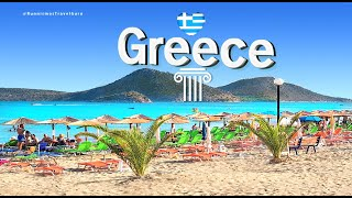 Tolo Summer Resort, Nafplio - Greece. Top beaches and attractions: cpmplete travel guide