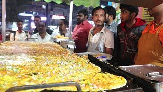 Evening Tiffin in Hyderabad | Begum Bazar Dosa / Pizza Dosa / Panner Dosa is @ 25 rs Only