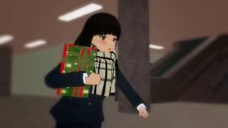 横浜雙葉学園ブレザーモデル配布 https://www.nicovideo.jp/watch/sm302...
