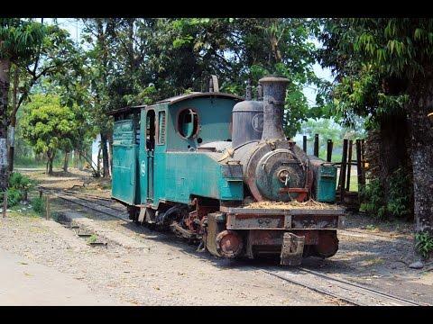 Making Tracks: Javanese Narrow Gauge Railway in 1994