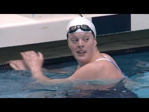 Allison Schmitt win 200m freestyle in Indianapolis  - from Universal Sports