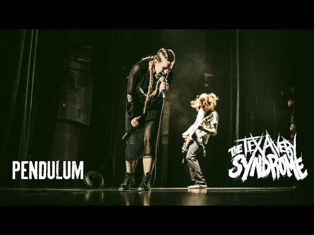 The Tex Avery Syndrome - Pendulum (Official Video)