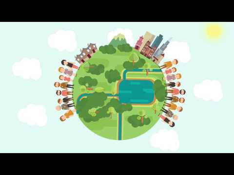 Motion Graphic - Renewable Energy Investment