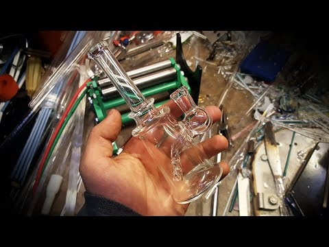 Torch Talk 163 - 10mm Banger Hanger Rig w/ Slit Wave Perc