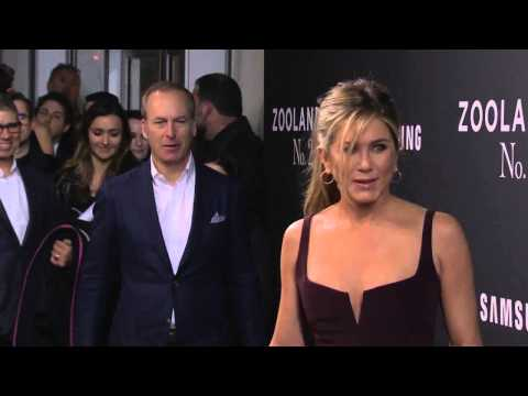 Zoolander 2 New York Premiere - Jennifer Aniston & Justin Theroux