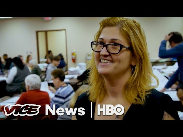 The White, Working Class Vote - VICE News Tonight on HBO (Full Segment)