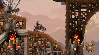 Mad Road Apocalypse Moto Race