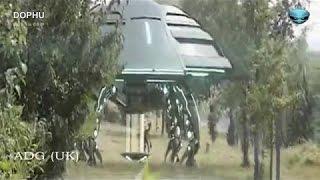 絶対に【最新!恐怖の宇宙人・UFO衝撃映像2016総まとめ】観るな 世界の衝撃映像・エ