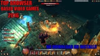Top 10 Free Online Browser Games 2016(Here's the best 10 FREE online browser games of 2016! No need to download or install! No system requirements - just log on and play. Join us on Facebook ..., 2016-01-09T19:53:45.000Z)