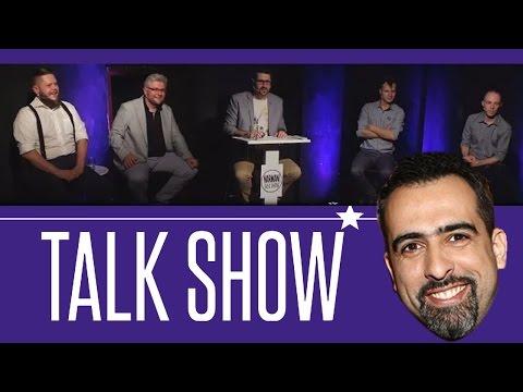 Narwani Talk Show & Abelard Giza - 2 rundy