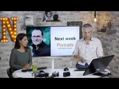 Tony & Chelsea LIVE: Photoshop Composites, Portfolio Reviews, Photo News!