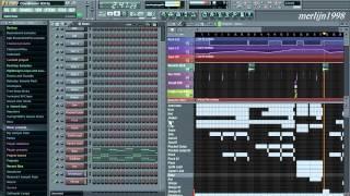Basto & Yves V - CloudBreaker (Basto Remix) [FL Studio remake] Resimi