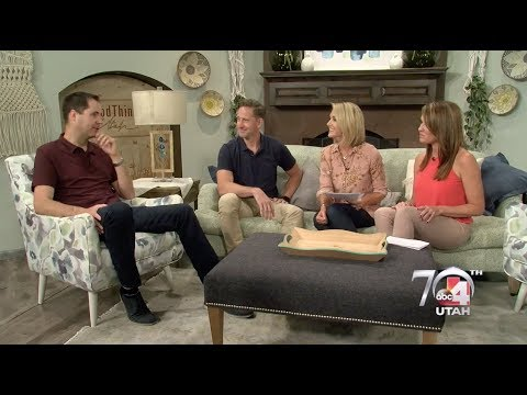 "WE LOVE YOU, SALLY CARMICHAEL - ABC 4 Good 4 Utah ""Midday"" Interview"